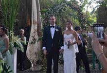 Brett and Bintang Wedding at Plataran Canggu Bali Resort and Spa by Plataran Indonesia