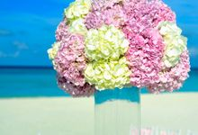 Amy & David's Dream Destination Wedding in Maldives. by Asad's Photography