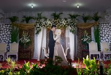 Hallina & Bagus Wedding day by Faust Photography