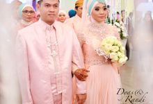 Wedding Dias & Randy by RipSaphotO