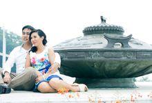 Jun x Lory Pre-Wedding by Enblissed Creatives