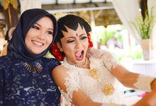 Sekar &Dika Wedding by Faust Photography