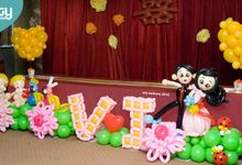 Wedding - Bridal Shower - Engangement by Arty Balloons