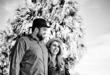 Danielle & Will Engagement by The Green Barn Wedding Photography, LLC