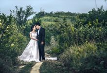 Taiwan Pre-Weddings photography by Leo Color  藝術影像