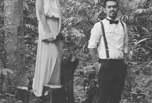 Jarot & monic Prewedding by Faust Photography