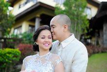 Blue-Blue and Len Wedding by Verve Films