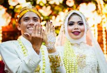 Wedding Lala & Iman by labstory