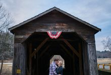Hayley & Cody Engagement Session by The Green Barn Wedding Photography, LLC