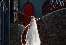 Bride Portraiture by Asmara Portrait