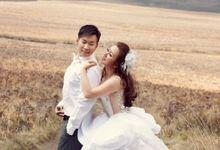 Wisman & Julie prewedding by Elreas photographie