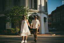 Prewedding of Bobby and Cindy by Bernardo Pictura