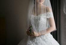 The Wedding of Kunardi and Caryn by Bernardo Pictura