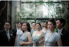 Steven & Vanessa Wedding by Reynard Karman Photography
