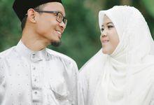 Nasrul & Halijah by Edzuan Sapuan Photography