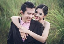 Nico & Syenni the Prewedding by EverAfter Pictures