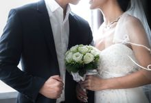 Bridal Makeup and Hairstyling for Pre-Wedding Shoot - Elegant, Youthful and Natural by Sylvia Koh Makeup and Hairstyling
