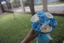 Mini Flower Bouquet by Love Spell Florist