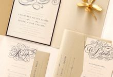 Calligraphy Crush Glam by Paper Pressed