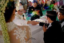 Sweet Wedding Of Lisa  Dimas by Teras56photography