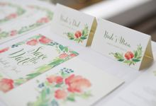 Enchanted Garden by Paper Pressed