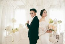 pre wedding arya & mustika by dbs.photo