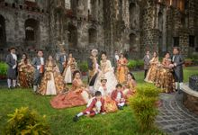 An 18th Century Themed Wedding by Jiggie Alejandrino Wedding Photographs