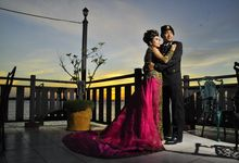 Nella & Ardy Prewedd n Wedding by MP Pictures Photography