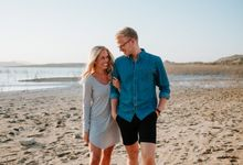 Ida & Kjetil love shoot by Vegard Giskehaug Photography