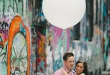 the engagement session of greg and dianne by ryan ortega | photo