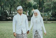 Neysa & Agung Wedding by Bantu Manten wedding Planner and Organizer