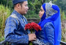 Wedding ceremony Azwan & Hani by CNP Production
