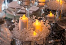 Luxury Modern Fine Dining by Alleka Design