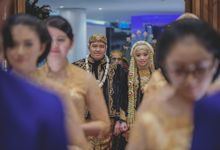 Wedding of Yunan and Dian by Le Méridien Jakarta