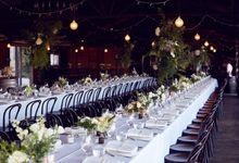 Yarra Valley Weddings by Zonzo Estate
