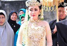 Eby  & Ian Wedding by Kaisar Photostyle