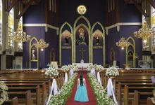 Wedding in Our Lady of Consolation Parish and The Elements at Centris by Jaymie Ann Events Planning and Coordination