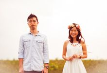 Couple shoot with Ryan & Clara by The Fantabulous Derek