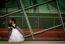 Pre Wedding Shoot - Shane & Teresa by The Fantabulous Derek