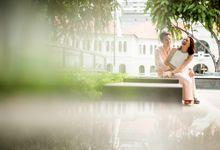 Pre Wedding Shoot - Weisheng & Justina by The Fantabulous Derek