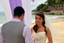 Koh Phangan - Haad Yao wedding by Phangan Weddings