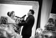 Larry & Veliska Wedding by Chroma Pictures