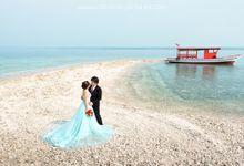 Anastasia & Ryan Pre Wedding by Chroma Pictures