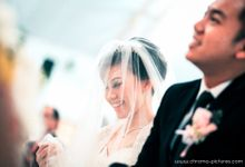 Ferry & Marshellina Wedding by Chroma Pictures