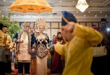 Dian & Yosa Wedding Day by Journal Portraits