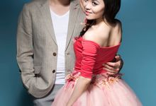 Prewedding Studio by Lighthouse Photography