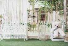 MAYANG & GANGGAR by Raffles Hills Cibubur - On Green Garden Venue