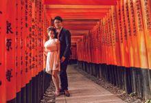 Eren & Elaine Kyoto Shoot by Byben Studio Singapore
