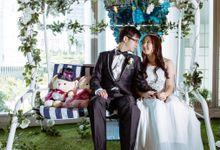 Jason & Cherlyn Solemnization Ceremony by Byben Studio Singapore