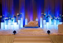Wedding Reception of Syakila & Syazwan at PWTC by Achara Event